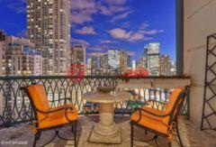 美国伊利诺伊州芝加哥的房产,60 W Erie #PH,编号38935703