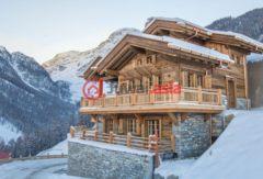 瑞士瓦莱州Grimentz的房产,Route des Rahas,编号36804242