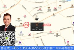新加坡中星加坡新加坡的房产,The Navian, 00 Jalan Eunos,编号37147402
