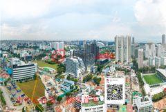 新加坡中星加坡新加坡的房产,好位置花拉公园地铁,编号31794507