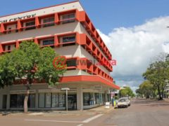 澳洲达尔文总占地108平方米的商业地产