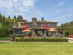 居外网在售美国St. Helena5卧5卫的房产总占地465平方米USD 6,695,000