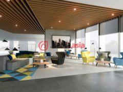 居外网在售越南1卧1卫的新建房产总占地55平方米
