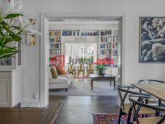 居外网在售瑞典斯德哥尔摩7卧的房产总占地197平方米SEK 18,000,000