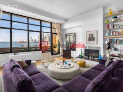 居外网在售美国4卧4卫的房产USD 5,495,000
