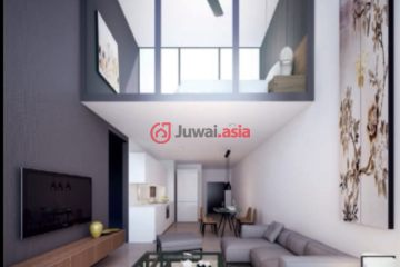 居外网在售新加坡3卧3卫新开发的房产总占地94平方米SGD 1,950,000
