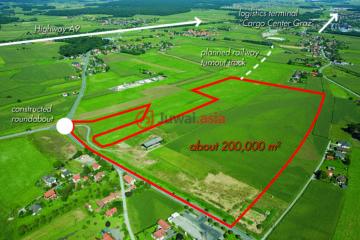 居外网在售奥地利Kainach bei WildonEUR 24,291,848总占地198492平方米的土地