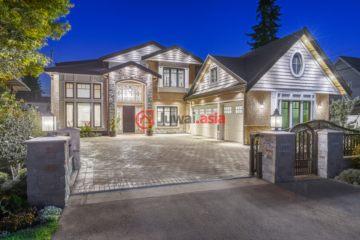 居外网在售加拿大5卧5卫新房的房产总占地679平方米CAD 2,618,800