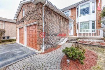 居外网在售加拿大4卧3卫局部整修过的房产总占地417平方米CAD 849,900