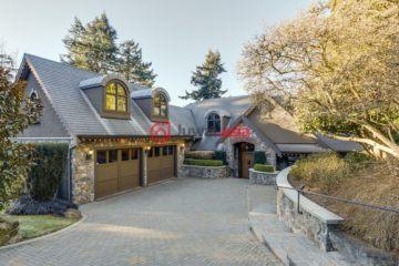 加拿大房产房价_不列颠哥伦比亚省房产房价_温哥华房产房价_居外网在售加拿大温哥华3卧5卫的房产总占地2144平方米CAD 10,488,000