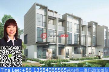 居外网在售新加坡5卧5卫新开发的房产总占地401034平方米SGD 4,000,850