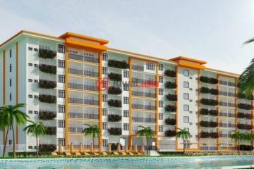 居外网在售泰国1卧1卫新房的房产总占地222平方米THB 4,003,150