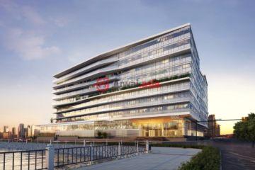 居外网在售美国威霍肯3卧3卫的房产总占地6478平方米USD 800,000