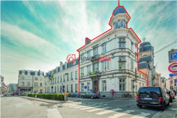 居外网在售比利时根特EUR 1,980,000总占地214平方米的商业地产