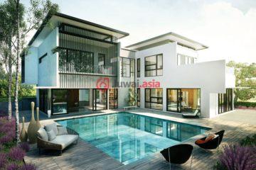 马来西亚吉隆坡6卧5卫的房产