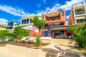 居外网在售澳大利亚布里斯班4卧3卫的房产总占地384平方米AUD 8,500,000