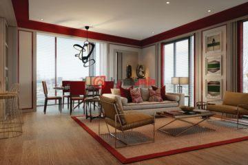 英国房产房价_英格兰房产房价_伦敦房产房价_居外网在售英国伦敦3卧新开发的房产总占地186平方米