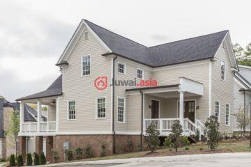 居外网在售美国4卧4卫的新建房产总占地401.5平方米USD 500,000起
