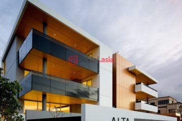【现代风格】澳洲黄金海岸 阿尔塔(Alta)公寓
