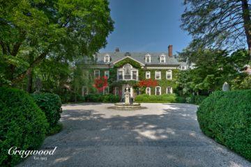 美国房产房价_新泽西州房产房价_Far Hills房产房价_居外网在售美国Far Hills9卧10卫历史建筑改造的房产总占地384000平方米USD 23,000,000