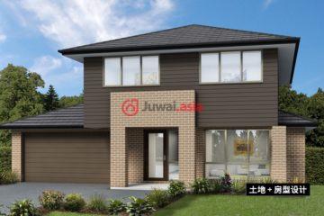 居外网在售澳大利亚3卧2卫新开发的房产总占地510平方米AUD 915,300