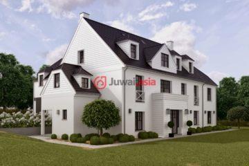 居外网在售比利时5卧4卫特别设计建筑的房产总占地5000平方米EUR 6,200,888
