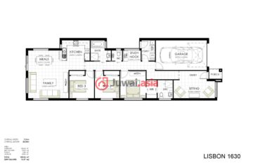 澳大利亚维多利亚州的新建房产,Bridgefield Estate,编号36278295