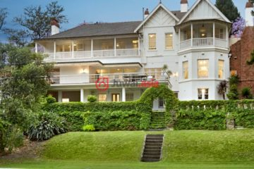 居外网在售澳大利亚悉尼历史建筑改造的房产总占地6986平方米