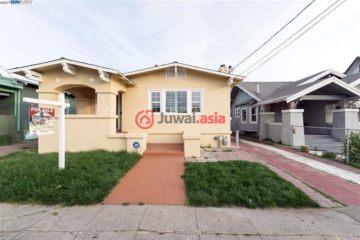 居外网在售美国亚拉巴马, 奥克兰3卧2卫的房产总占地409平方米USD 489,950