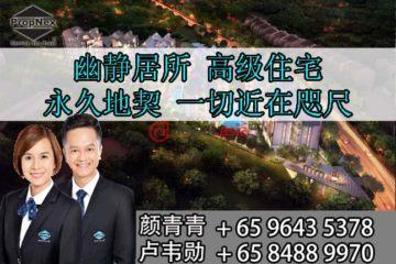 西北省房产房价_新加坡房产房价_居外网在售新加坡1卧1卫新房的房产总占地41平方米SGD 818,800