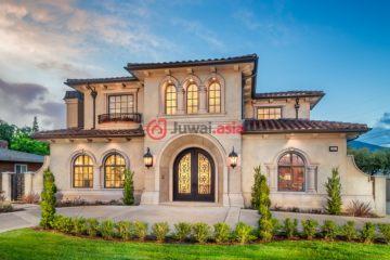 居外网在售美国5卧6卫新房的房产总占地1579平方米USD 3,799,000