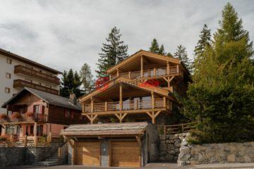 居外网在售瑞士4卧3卫新房的房产总占地1平方米CHF 2,650,000