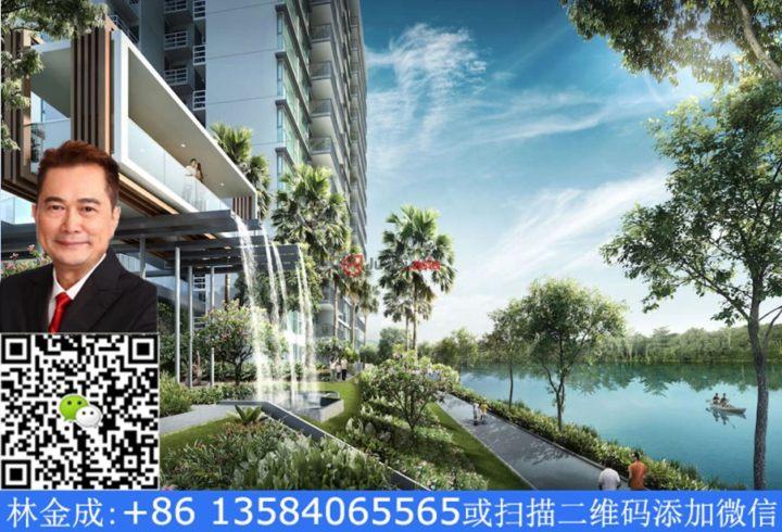 新加坡东北地区新加坡的房产,Kingsford Waterbay, Upper Serangoon View,编号29475901