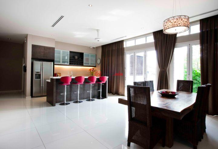 马来西亚柔佛的房产,5 Jalan Seroja 5, Ledang Heights,编号36553460