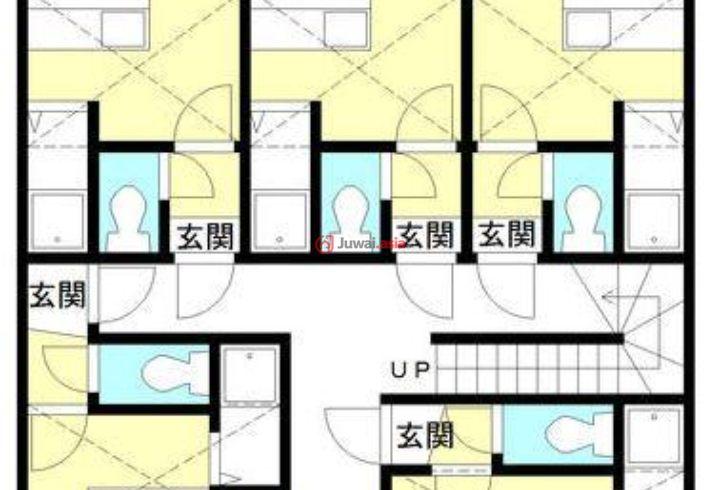 日本北海道札幌市的房产,编号39267476