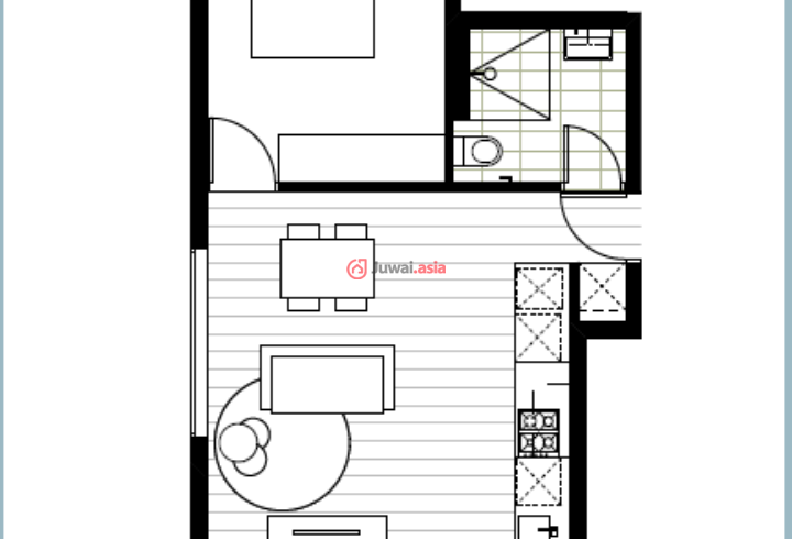 澳大利亚维多利亚州墨尔本的房产,142 BOURKE ST,编号21941163