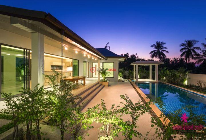 泰国苏梅岛3卧3卫新房的房产