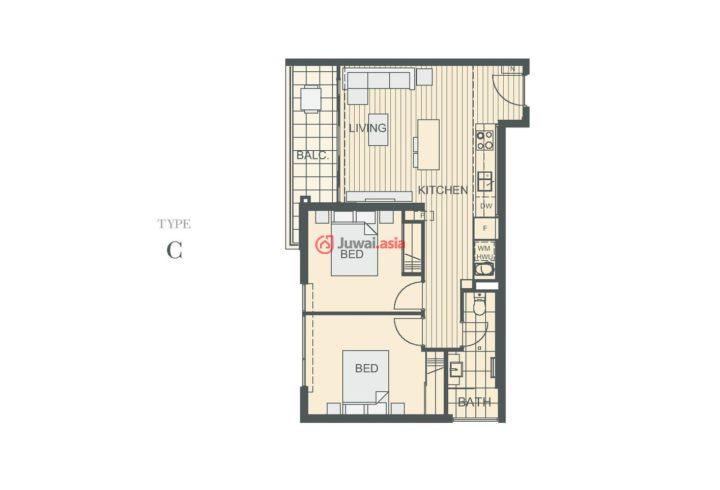 U乐国际娱乐西U乐国际娱乐州珀斯的新建房产,NV Apartments,  380 Murray St,编号28318281