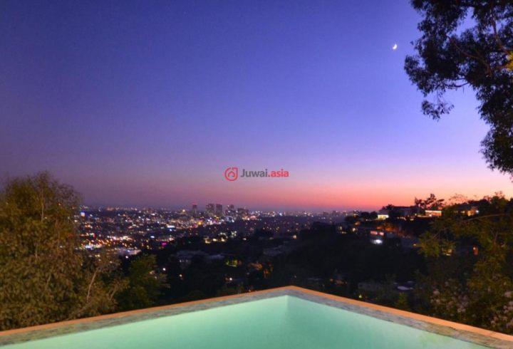美国加州洛杉矶的房产,8796 Hollywood Blvd,编号36403217