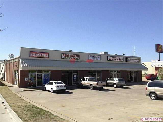 美国俄克拉何马州塔尔萨总占地3970平方米的商业地产