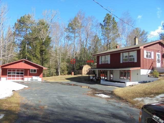 美国威斯康星州eagle river的房产,1658 rangeline rd,编号15689192