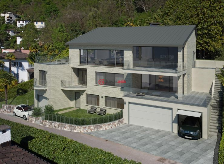 瑞士Bissone的房产,Bissone,编号34050694