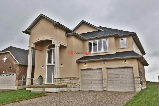 加拿大安大略省漢密爾頓4臥3衛的房產