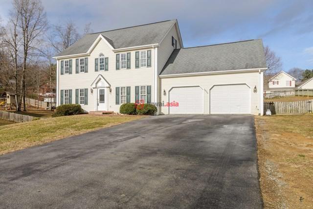 美国佛吉尼亚州阿宾登4卧3卫的房产