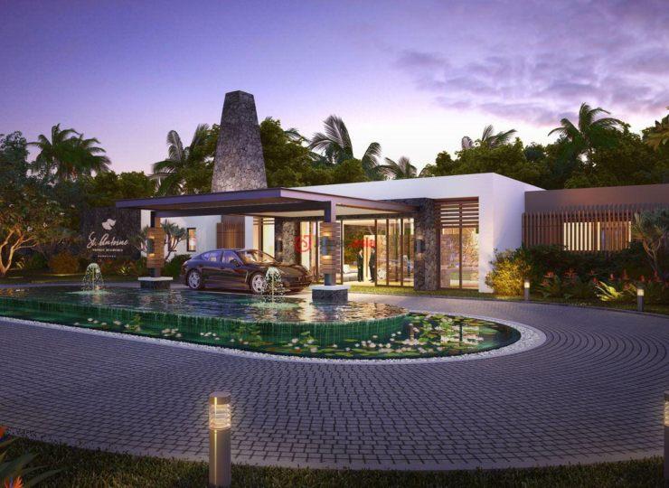 毛里求斯的房产,编号33550268